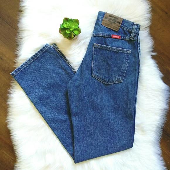 a75be8badc8d Wrangler Jeans | Vintage Denim | Poshmark